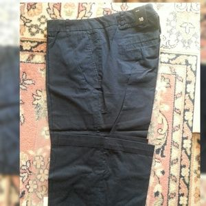 The Limited - Blue Trousers Size 18 - Wide Leg